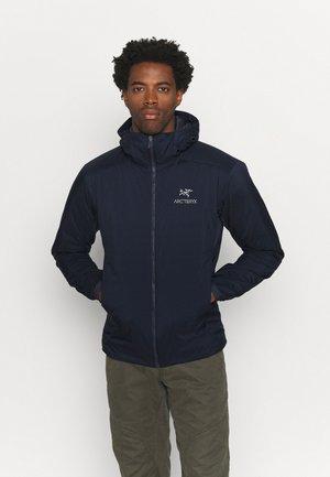 ATOM HOODY MENS - Outdoor jacket - kingfisher