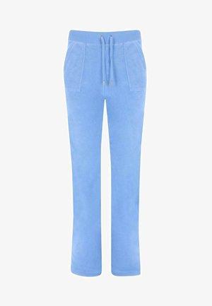 DEL RAY - Bukse - della robia blue