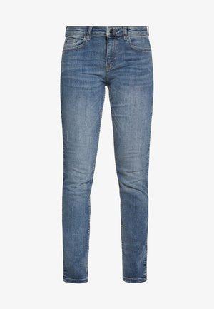 MODER - Slim fit jeans - blue light wash