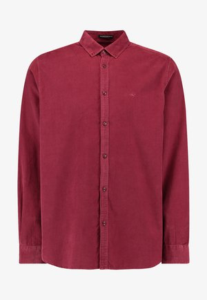 Shirt - haute red