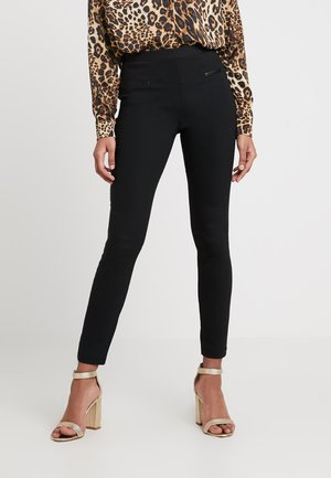 STEPHANIE PULL ON PANT - Legginsy - black