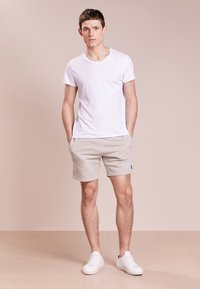 Ron Dorff - EYELET EDITION  - Pantalones deportivos - grey melange - 1