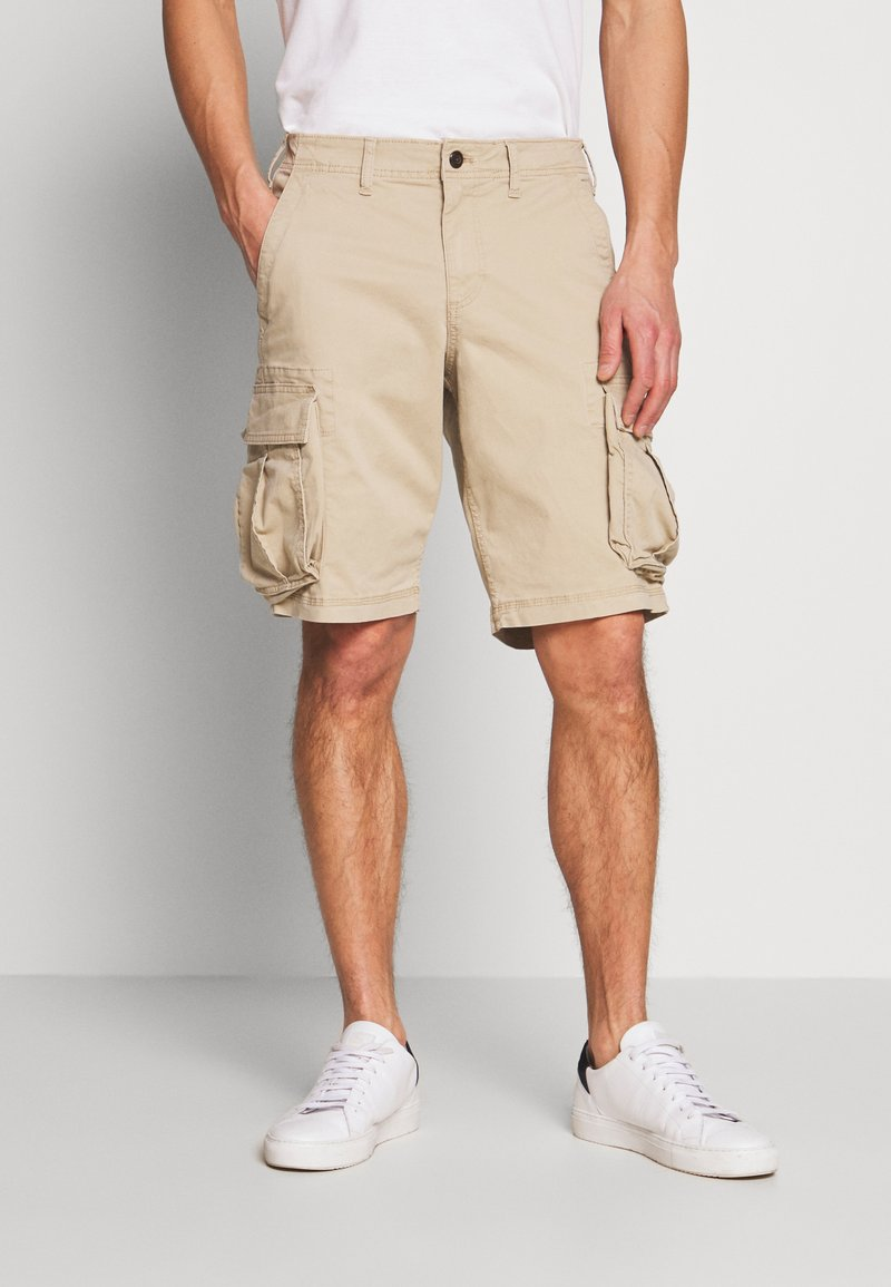 GAP - STRETCH - Shorts - iconic khaki