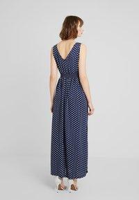 JDY - JDYLOGAN DRESS - Maxi dress - peacoat/oyster grey - 2
