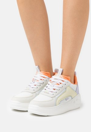 VEGAN FLAT SMPL 2.0 - Joggesko - pastel multicolor