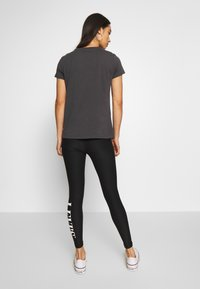Levi's® - Leggings - Trousers - logo legging mineral black mineral black - 2