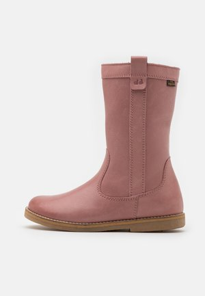 MAXINE TEX NARROW FIT - Bottes - pink