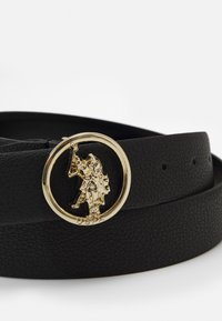 U.S. Polo Assn. - GARDENA WOMEN'S BELT - Cinturón - black - 2