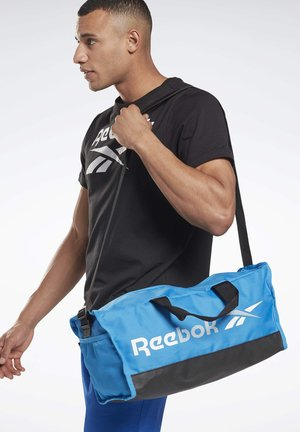 TRAINING ESSENTIALS GRIP BAG SMALL - Sports bag - blue