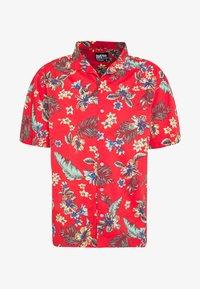 Superdry - HAWAIIAN BOX - Shirt - vintage tropical red - 3