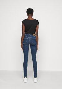 Vero Moda Tall - VMSOPHIA  - Jeans Skinny Fit - dark blue denim - 2