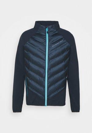 ZAPILA JACKET - Soft shell jacket - navy