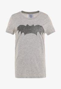 Zoe Karssen - T-shirt print - grey heather - 3