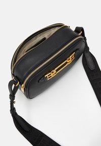 Bally - VESTIGEMINI BAG - Across body bag - black - 3