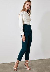 Trendyol - Trousers - blue - 3