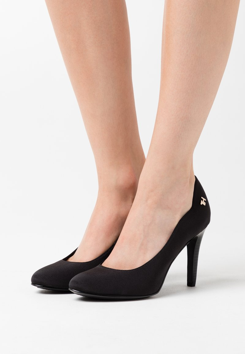 Tommy Hilfiger - ESSENTIAL - High heels - black