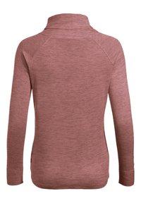 Vaude - Long sleeved top - dusty rose - 1
