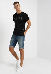 LTB - LANCE - Shorts di jeans - montone wash - 1