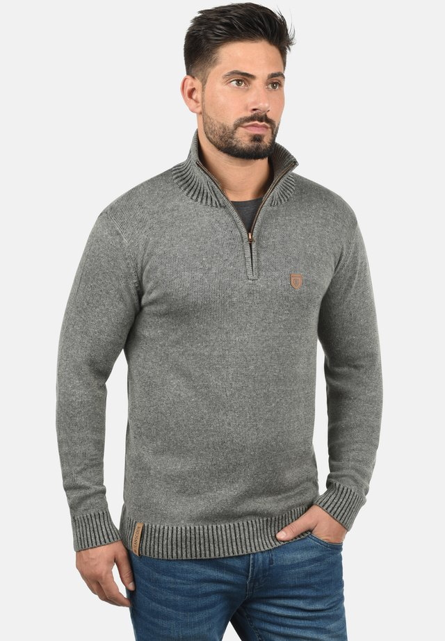TROYER NATHEN - Jumper - grey