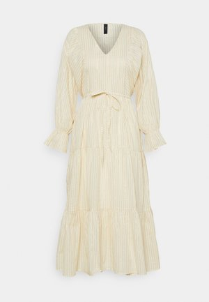 YASFABRINA LONG DRESS  - Day dress - eggnog