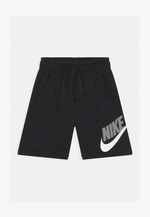 CLUB - Pantaloni sportivi - carbon heather/smoke grey