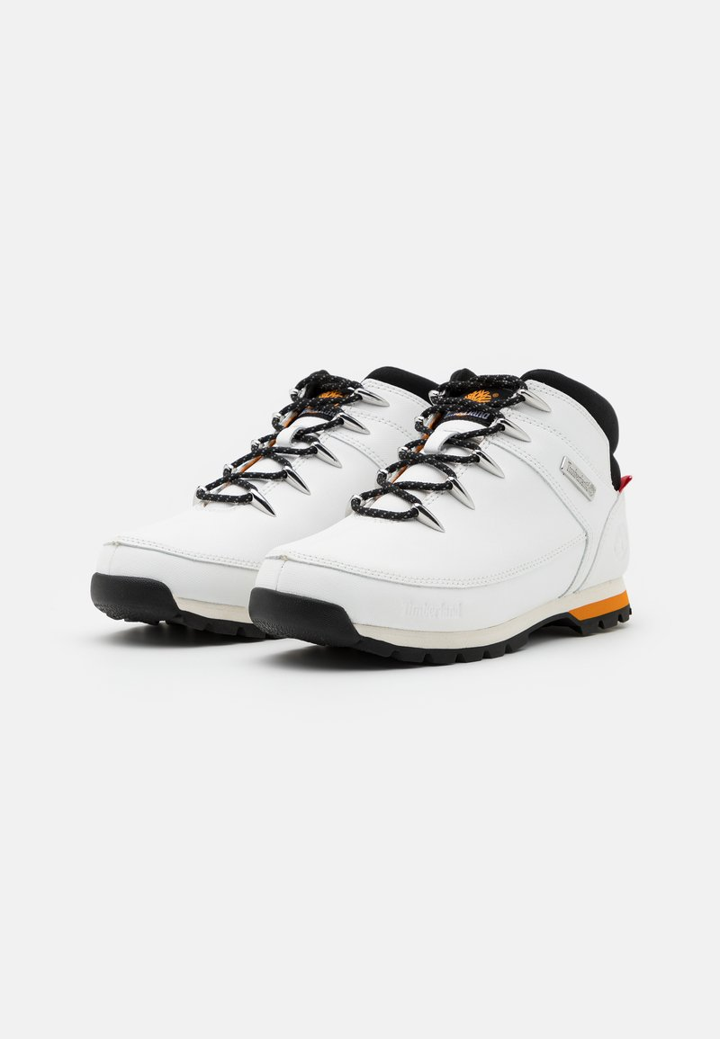 Incorporar inteligente Permeabilidad  Timberland EURO SPRINT HIKER - Lace-up ankle boots - white/off-white -  Zalando.co.uk