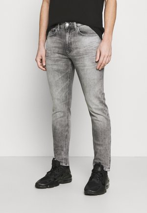SKINNY - Jeans Skinny Fit - denim grey