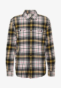 PRET PLAID - Shirt - yellow