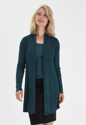 Cardigan - atlantic deep melange