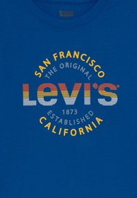 Levi's® - GRAPHIC - Longsleeve - prince blue - 3