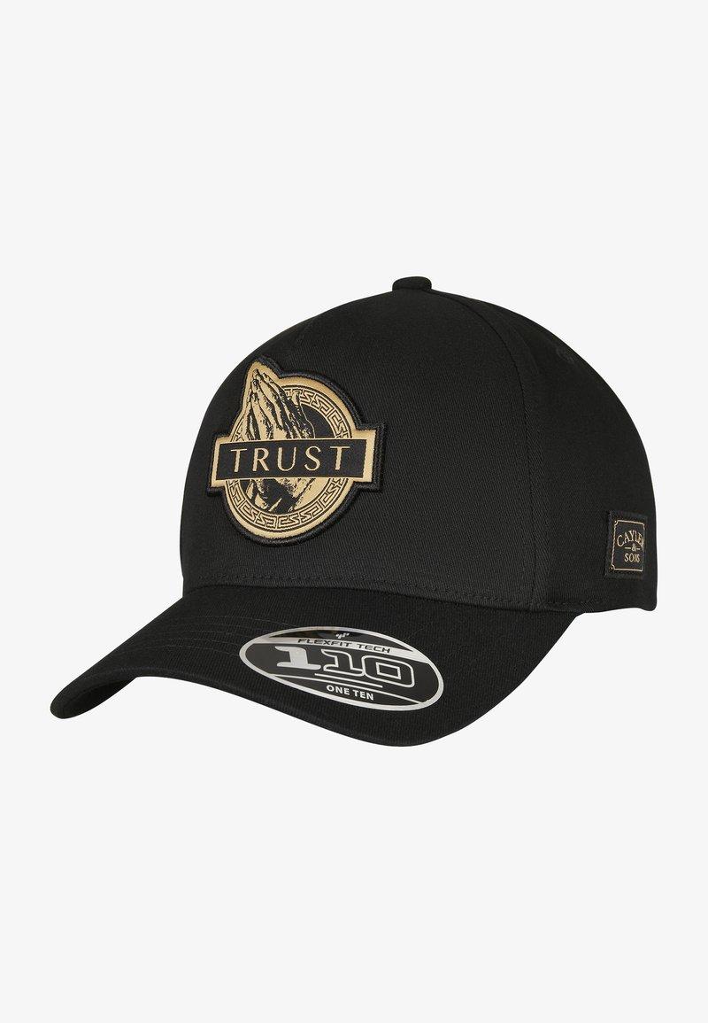 Cayler & Sons - Cap - black/gold