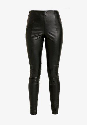 ONLHIKE ANKLE CUTLINE PANT - Leggings - Hosen - black