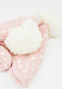 GAP - TODDLER GIRL HAT - Beanie - pink standard - 4