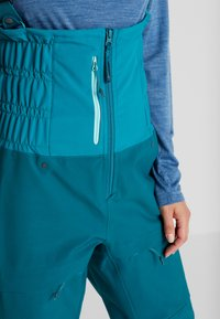 PYUA - DROP - Snow pants - petrol blue - 5