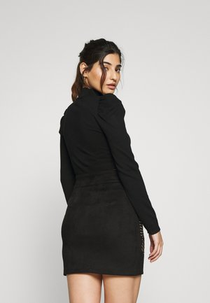 PUFF SLEEVE - Jumper - black