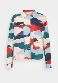 Dedicated - LIMA MOUNTAIN PEAKS - Camicia - pink - 0