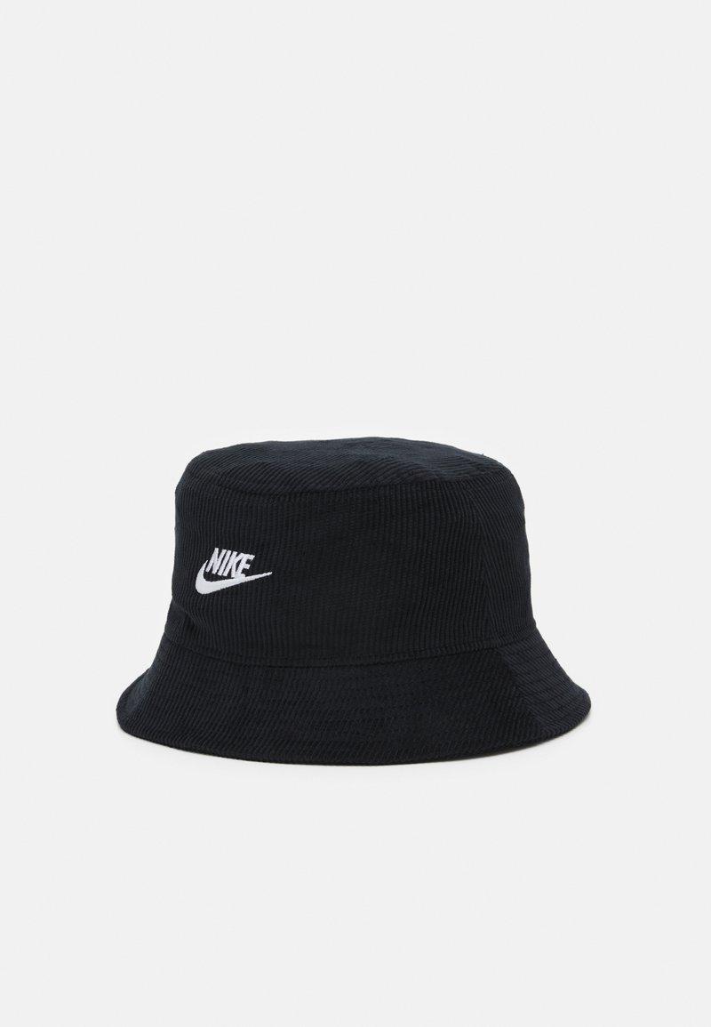 Nike Sportswear - BUCKET FUTURA UNISEX - Kapelusz - black/white