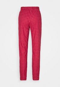 Triumph - MIX & MATCH TAPERED - Pyjama bottoms - rosso masai - 1