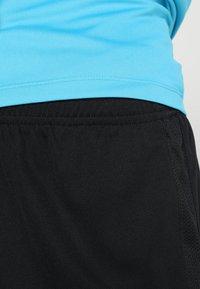 Nike Performance - DRY SHORT - Sports shorts - black/black/white - 5