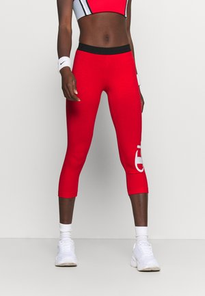 Leggings - red