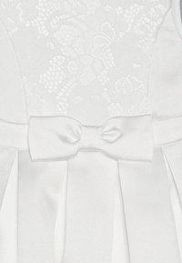 Friboo - Vestido de cóctel - white - 4