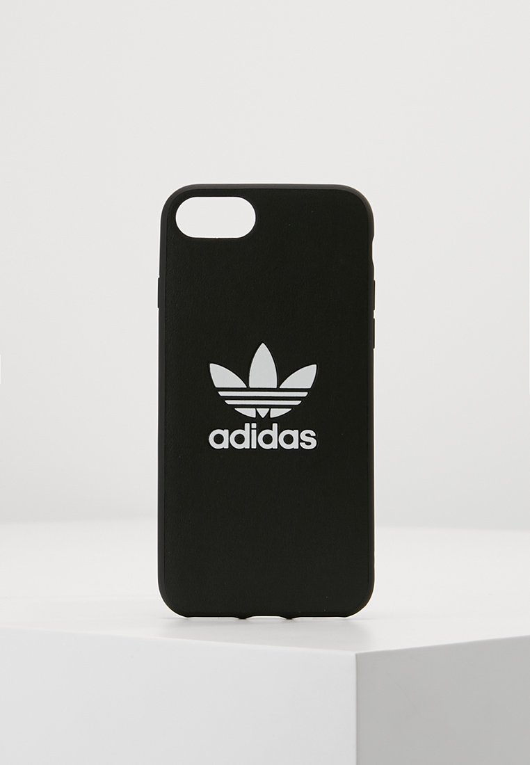 adidas Originals - MOULDED CASE BASIC FOR IPHONE 6/ IPHONE 6S/ IPHONE 7/ IPHONE 8 - Obal na telefon - black/white