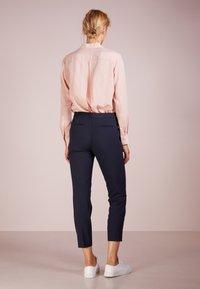 Lauren Ralph Lauren - SUITING  PANT - Pantalones - navy - 2