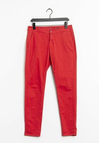 s.Oliver - Chinos - red - 0