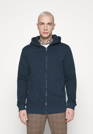 ONSCERES LIFE ZIP HOODIE  - Sudadera con cremallera - dress blues