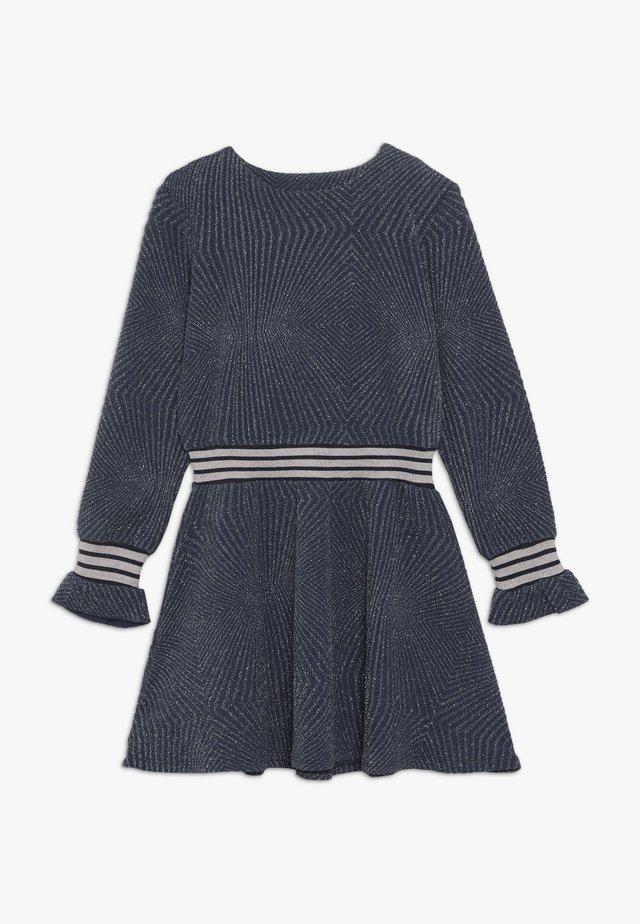 NICOLE DRESS - Sukienka koktajlowa - navy blazer