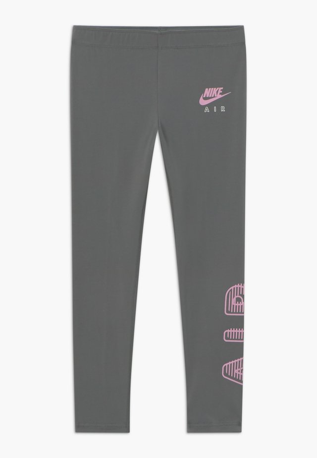 AIR FAVORITES - Legging - carbon heather/arctic pink