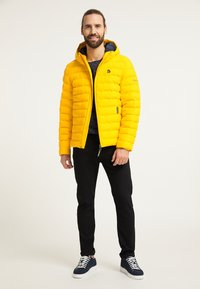 Schmuddelwedda - Winter jacket - senf - 1