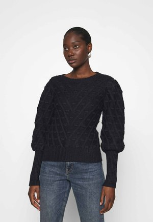 ULTIMATE BOBBLE JUMPER - Jumper - navy