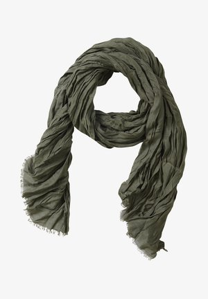 Sjaal - khaki